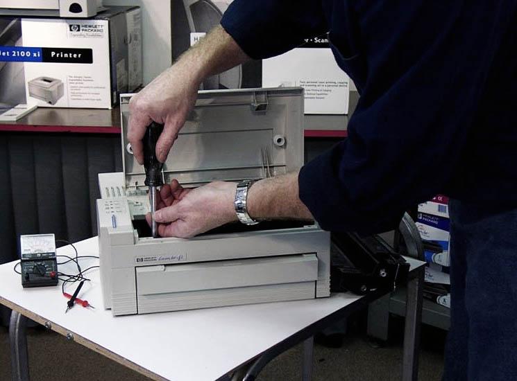Ремонт принтеров Toshiba в СПб